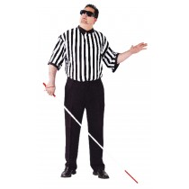 BLIND REFEREE ADULT PLUS