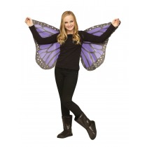 WINGS BUTTERFLY  SOFT CHILD OR