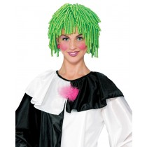 CURLY LOCKS GREEN WIG