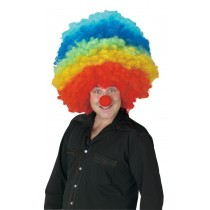 CLOWN MEGA WIG