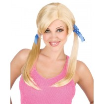CHEAP DATE WIG BLONDE