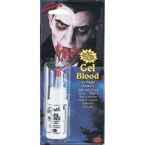 LIVING NGHTMR GEL BLOOD 1oz