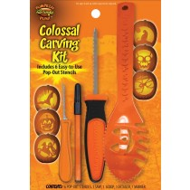 PUMPKIN 10 PC ULTIMATE CARVING