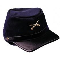 CIVIL WAR CAP QUAL BLUE