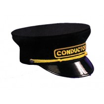 CONDUCTOR HAT 7 1/8 7 1/4