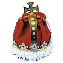 CROWN KINGS PAPER RED