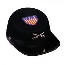 CIVIL WAR CAP ECONO BLU LRG