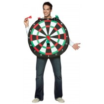 BULLSEYE DART BOARD ADULT