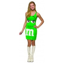 M&M'S GREEN TANK DRESS 13-16
