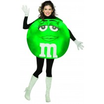 M&M'S CHARACTER PONCHO GR TEEN
