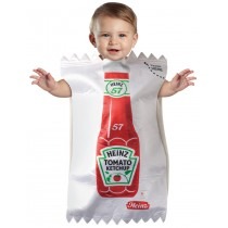 HEINZ KETCHUP PACKET BUNTING