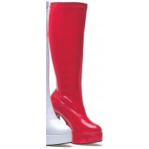 BOOT CHACHA RED SIZE 10