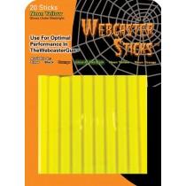 WEBCASTR WEB STICK NEON YELLOW