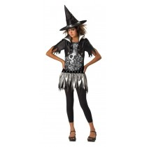 GOTHIC WITCH 2B CHILD 10-12