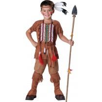INDIAN BRAVE CHILD 12