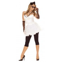 ROCK STAR COSTUME 6 PC