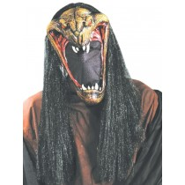 VIPER MASK WITH NET FACE