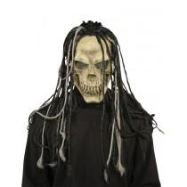 DEAD DREAD MASK W/HAIR