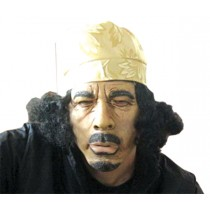 GADDAFI LATEX MASK