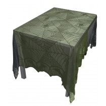 LACE DECOR TABLECLOTH 48 X 96