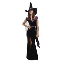 ELEGANT WITCH ADULT  SMALL