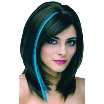 HIGHLIGHT BLUE HAIR STICKS
