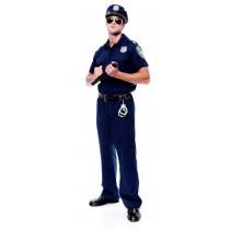 POLICE OFFICER MENS XL