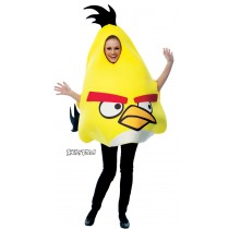ANGRY BIRDS YELLOW ONE SIZE AD