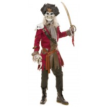 CAPTAIN HOOK ADULT MED