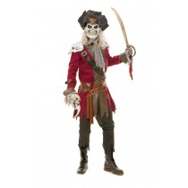 CAPTAIN HOOK ADULT LG