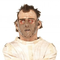 HANNIBAL LECTER LATEX MASK