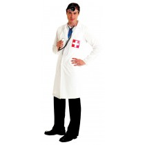 DOCTOR COSTUME LARGE