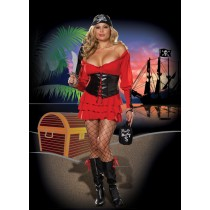 PIRATE WENCH 1X-2X