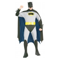BATMAN ADULT LARGE