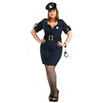 OFFICER LAW ADULT COSTUME PLUS