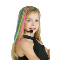 HEADSET HAIRPIECE POP DIVA