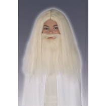 GANDALF WIG AND BEARD CHILD