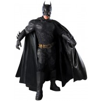 BATMAN LATEX SUIT ADULT XL