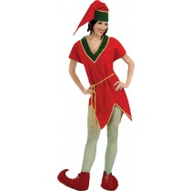 ELF TUNIC ADULT STD