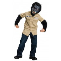 GORILLA CHILD COSTUME LARGE