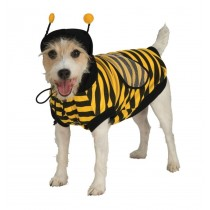 PET BUMBLEBEE PET COSTUME LARG
