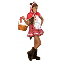 RED RIDING HOOD TWEEN MEDIUM