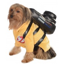 PET COSTUME GHOSTBUSTERS LG