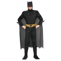 BATMAN DELUXE ADULT LARGE