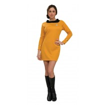 STAR TREK CLASSIC GLD DRESS MD