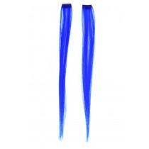 HAIR EXTENSIONS BLUE