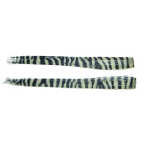 HAIR EXTENSION PLATINUM ZEBRA