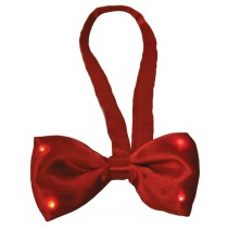 BOW TIE RED LIGHT UP