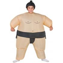 KIDS INFLATABLE SUMO COSTUME