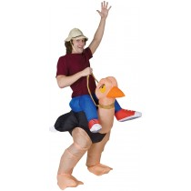 OLLIE OSTRICH INFLAT COSTUME